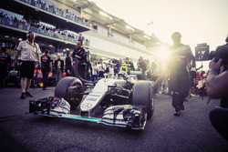 Нико Росберг, Mercedes AMG F1, победа в чемпионате мира 2016. За кулисами