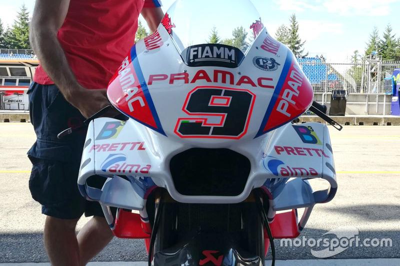 Ducati GP17, Pramac Ducati