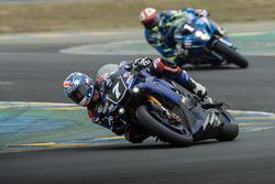 #7 Yamaha: Broc Parkes
