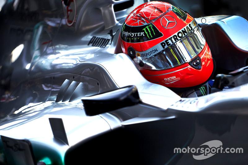 2012: Mercedes