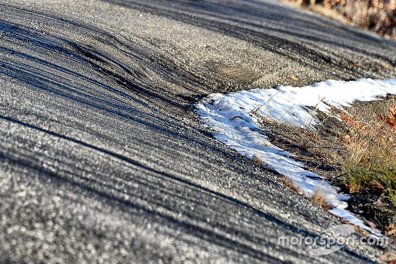 Aspectos del Rally de Monte Carlo