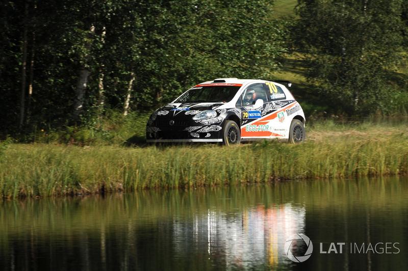 Подготовка к WRC