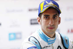 Sébastien Buemi, Renault e.Dams, in the press conference