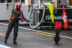 Team member #30 AVF by Adrian Valles Dallara P217 - Gibson: Konstantin Tereschenko, Henrique Chaves