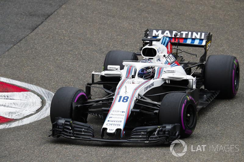 18. Lance Stroll, Williams FW41