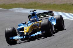 Heikki Kovalainen, Renault R24