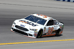 David Ragan, Front Row Motorsports, Ford Fusion MDS Transport