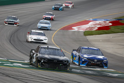 Jesse Little, Premium Motorsports, Chevrolet Camaro, Martin Truex Jr., Furniture Row Racing, Toyota Camry Auto-Owners Insurance, e Brad Keselowski, Team Penske, Ford Fusion Discount Tire