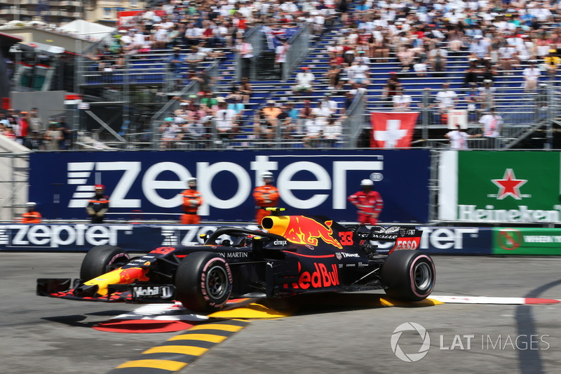 Monaco - Max Verstappen (EL3)