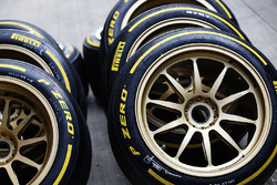 Lotus 18 inch wheels