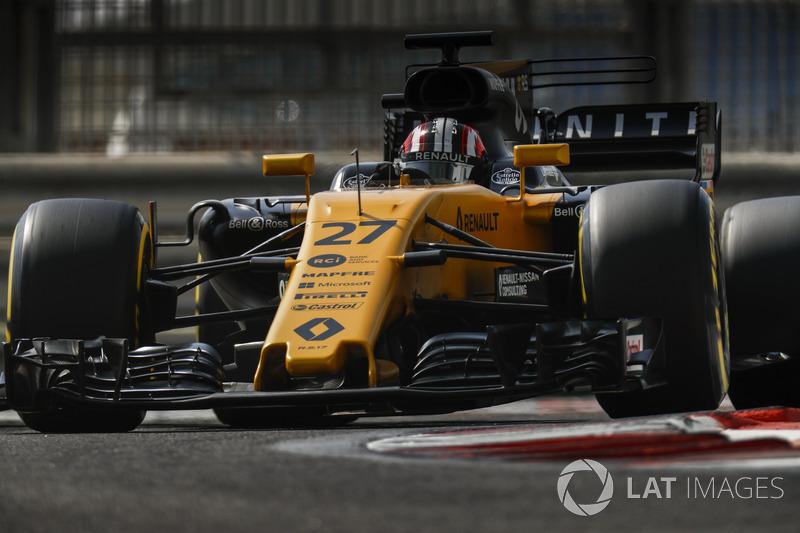 #27 Nico Hulkenberg, Renault