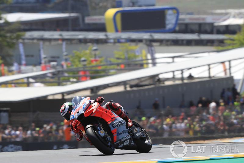 Jorge Lorenzo, Ducati Team,