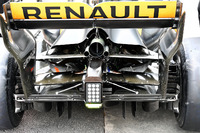 Задня частина Renault Sport F1 Team RS17