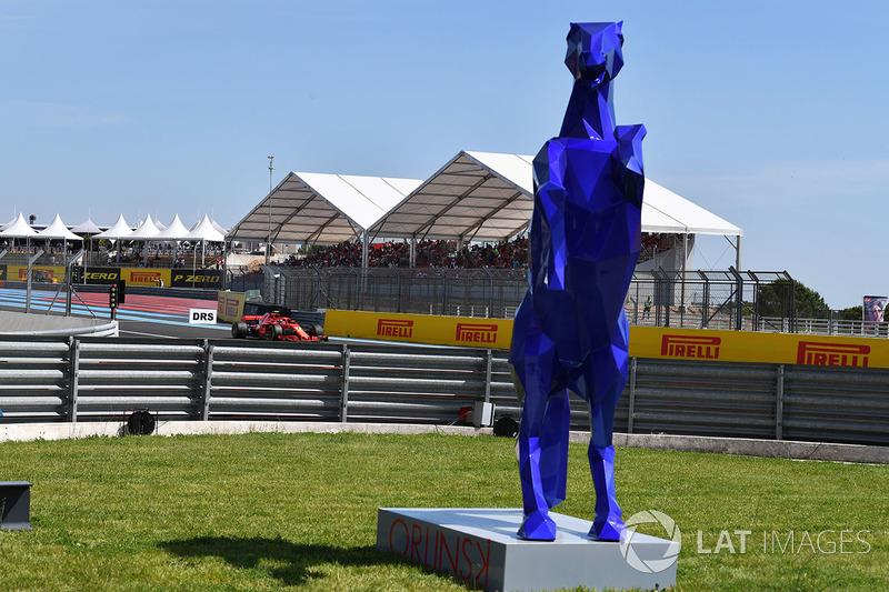 Гран Прі Франції: скульптура