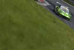 #54 Black Swan Racing Porsche 911 GT3 R: Tim Pappas, Jeroen Bleekemolen