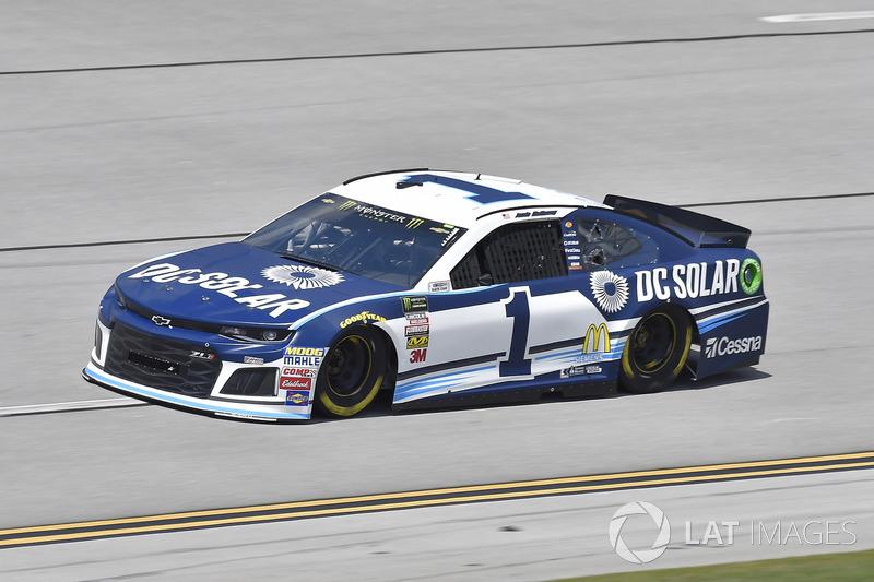 27. Jamie McMurray, Chip Ganassi Racing, Chevrolet Camaro DC Solar
