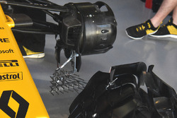 Renault Sport F1 Team RS17 aero device