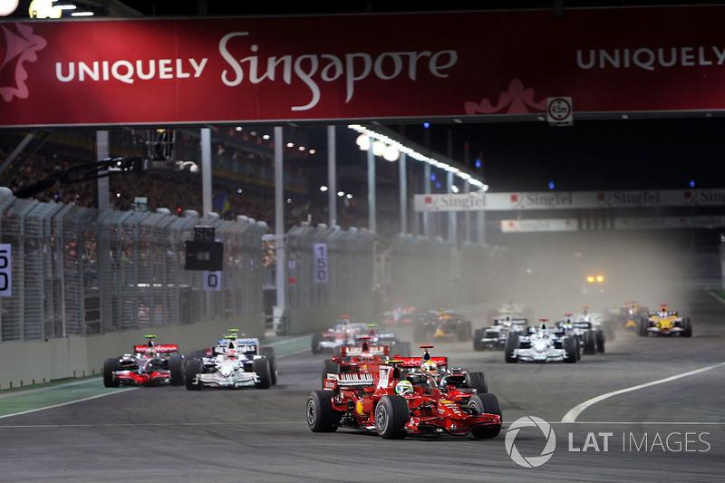 Singapur 2008- Bajo el mejor año