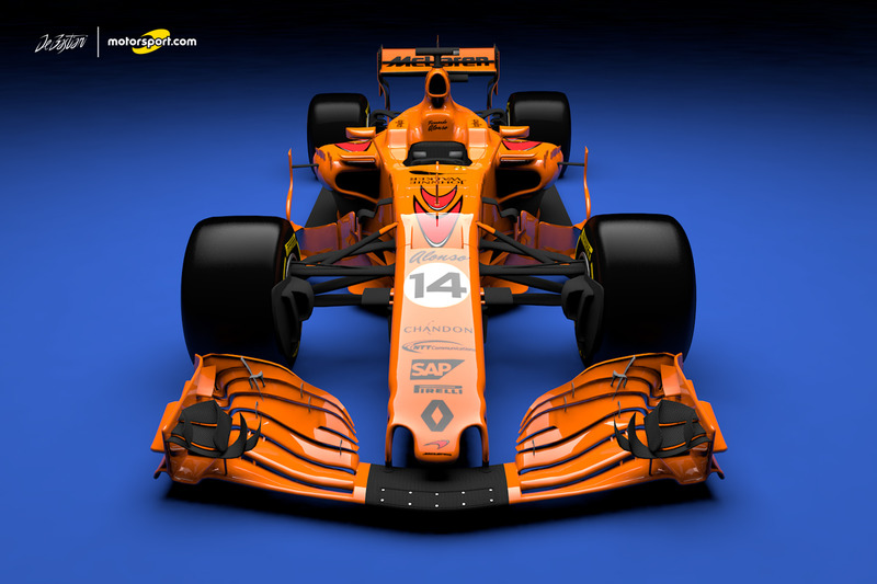 Re: Hilo McLaren-Honda F1 Team
