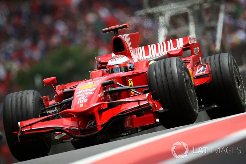 Ferrari F2008 (2008)