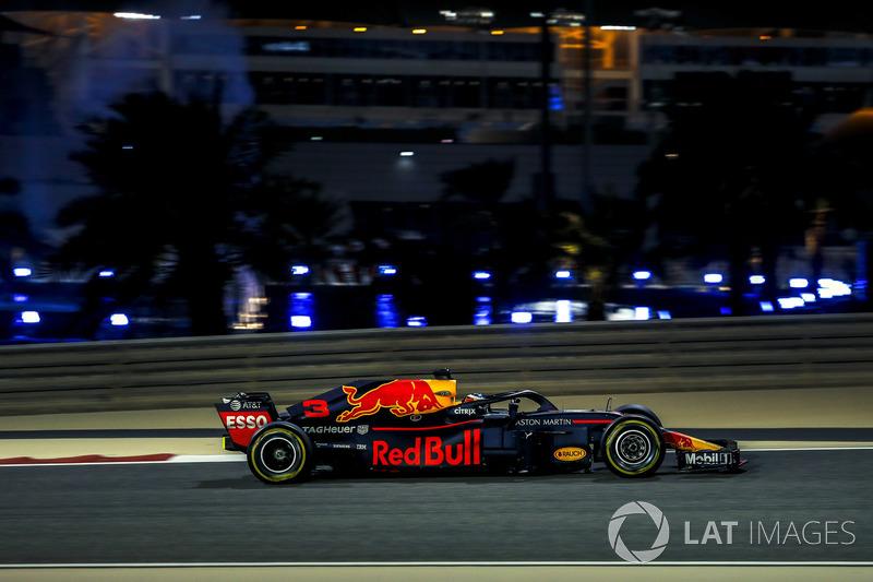 4. Daniel Ricciardo, Red Bull Racing RB14