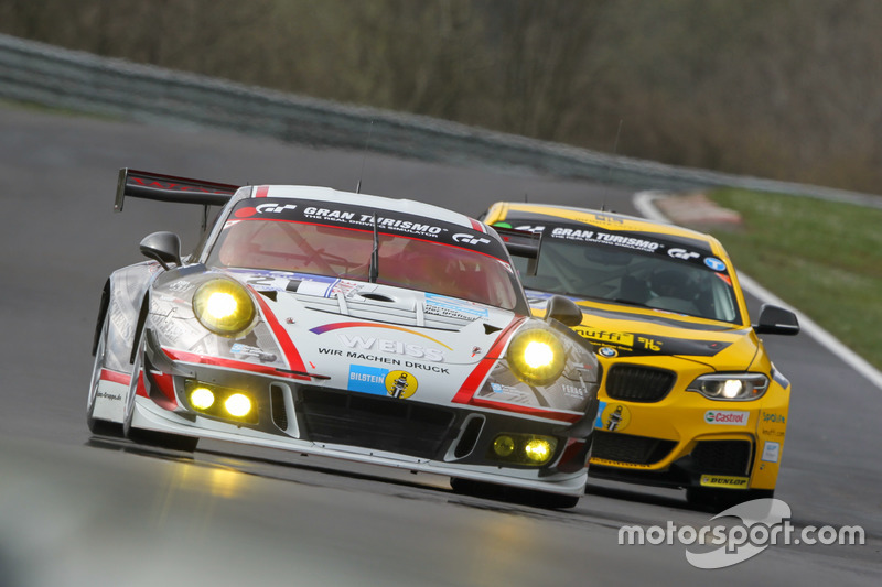 27. #21 Wochenspiegel Team Manthey, Porsche 911 GT3 R