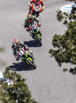 Джонатан Рей, Kawasaki Racing Team, Том Сайкс, Kawasaki Racing Team, Давіде Джуліано, Ducati Team
