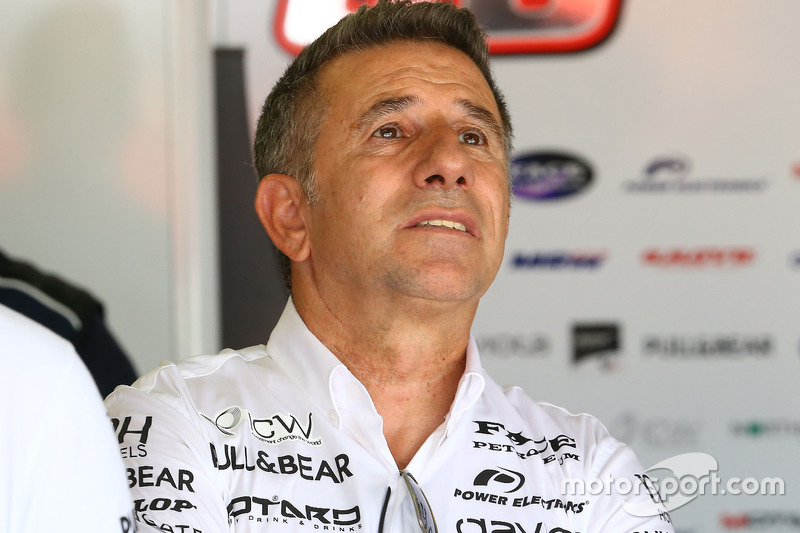 Jorge Martinez, Aspar Racing, Teammanager