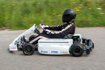 FIA E-Kart presentatie