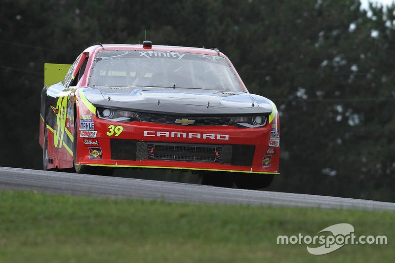 Ryan Sieg, Chevrolet