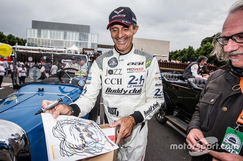 Марк Паттерсон, Algarve Pro Racing (LMP2)