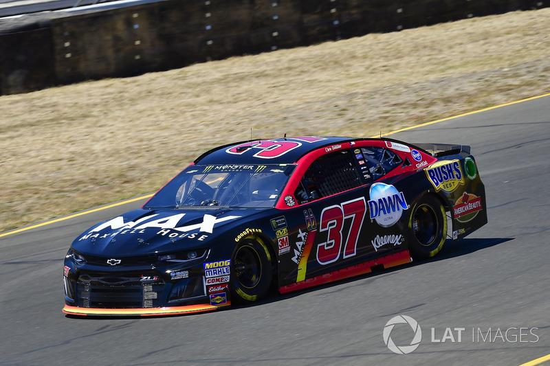 25. Chris Buescher, JTG Daugherty Racing, Chevrolet Camaro Maxwell House Max