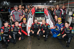 Andre Heimgartner, Brad Jones Racing Holden, Tim Slade, Brad Jones Racing Holden