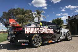 Nick Percat, Brad Jones Racing Holden with Harley-Davidson livery
