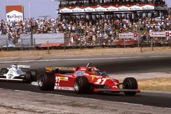 Gilles Villeneuve, Ferrari 126CK