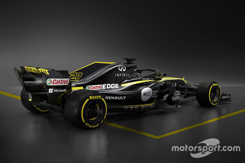Renault F1 Team RS18