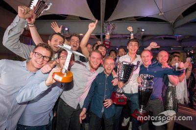 Premios FIA F2 y GP3 Serie