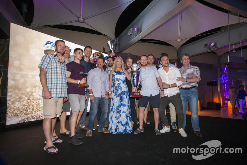 FIA F2 ve GP3 ödül gecesi