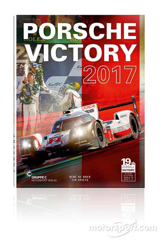 Buch: Porsche Victory 2017