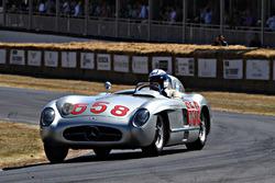 Jochen Mass Mercedes 300SLR