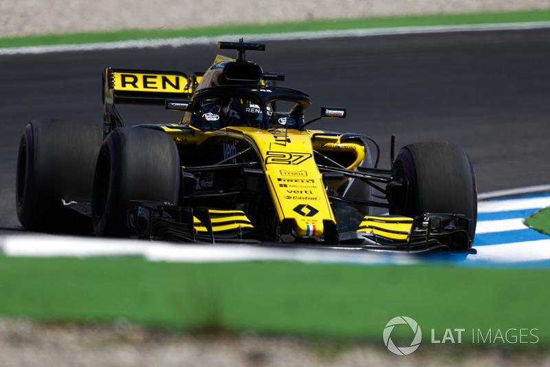 Нико Хюлькенберг, Renault Sport F1 Team R.S. 18