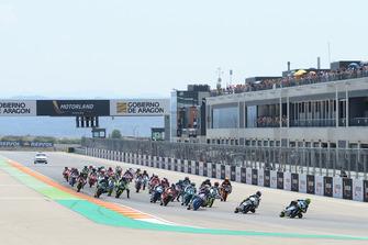 Race CEV Moto3 Aragon