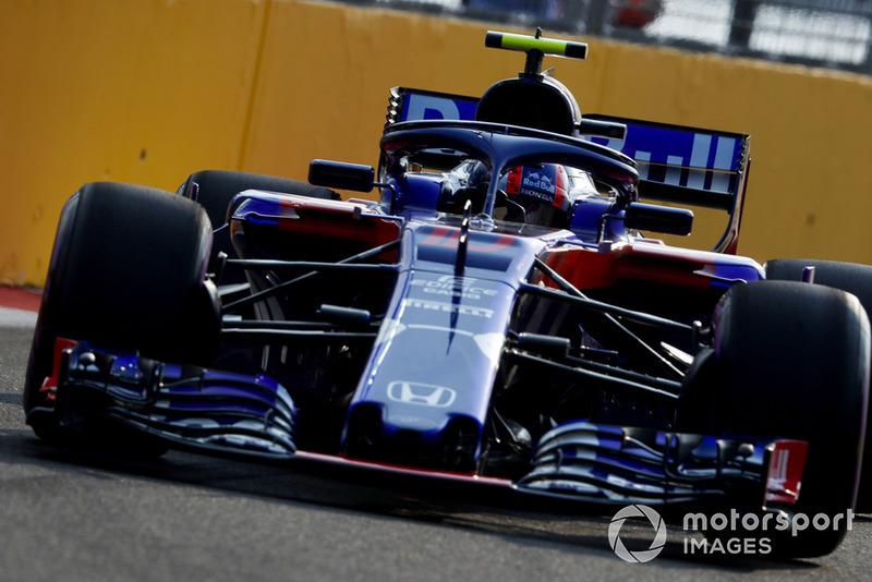 18. Pierre Gasly, Scuderia Toro Rosso STR13