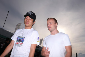 Kazuya Oshima, Felix Rosenqvist, Team LeMans
