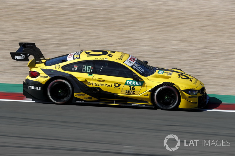 7. Timo Glock, BMW Team RMG, BMW M4 DTM