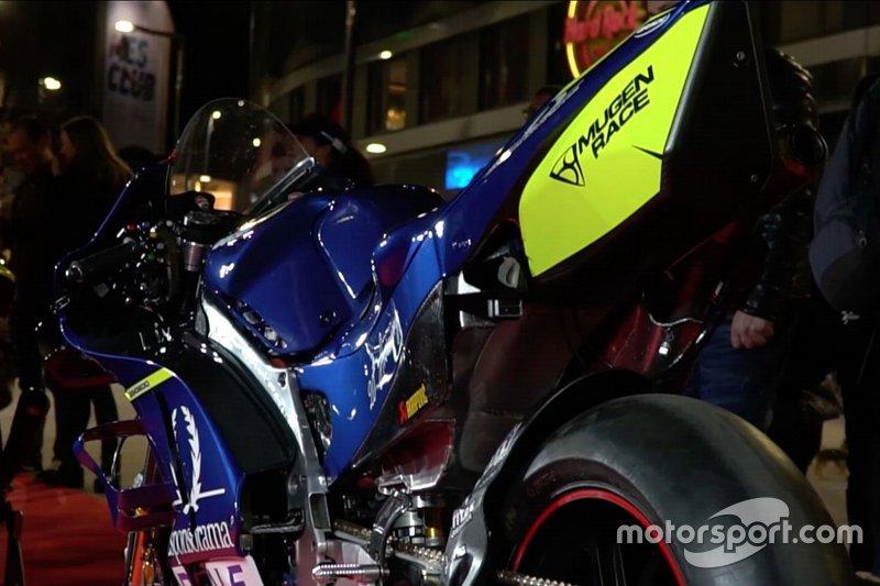 Teampresentatie Avintia Racing