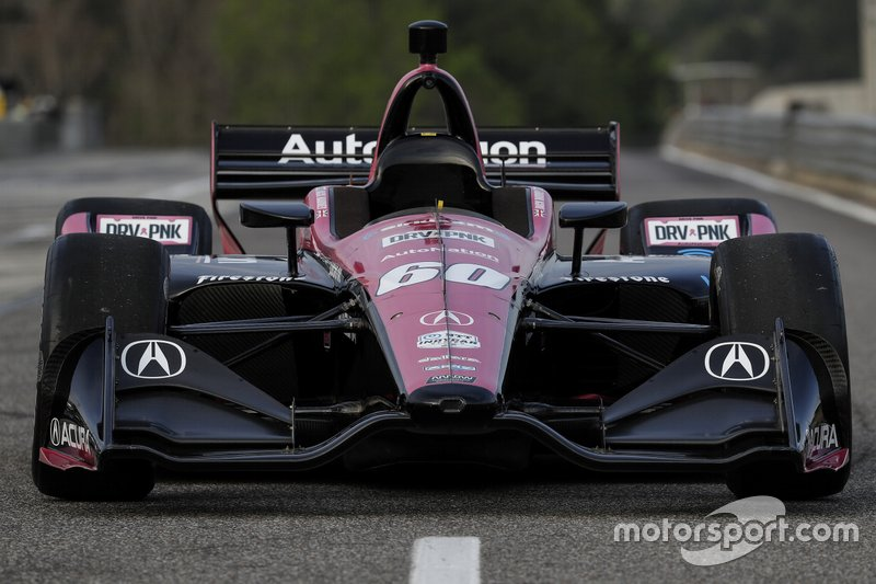 Meyer Shank Racing #60 con Acura