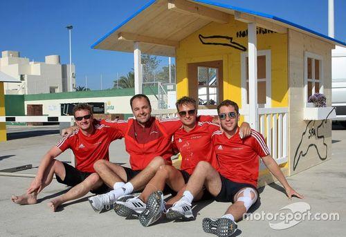 Audi Sport Fitness camp