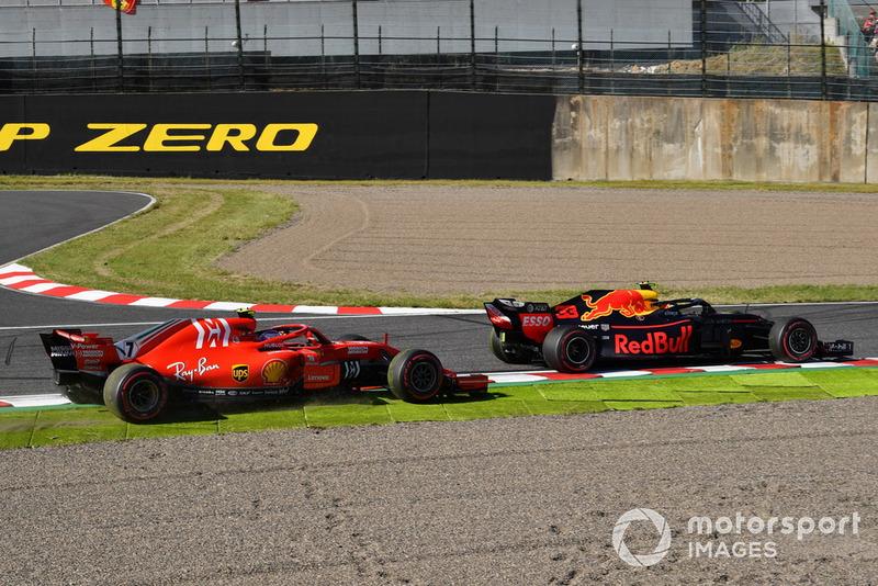 Japón - Max Verstappen/Kimi Räikkönen (carrera)