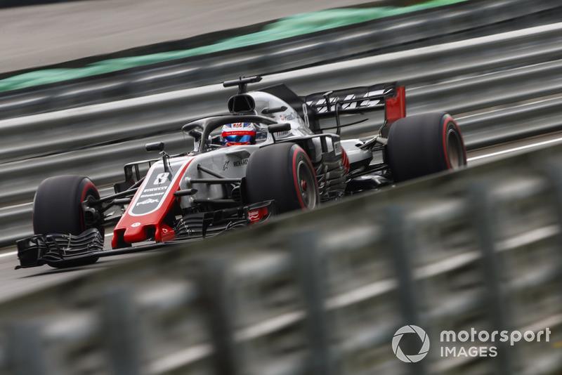 Ромен Грожан, Haas F1 Team VF-18 Ferrari